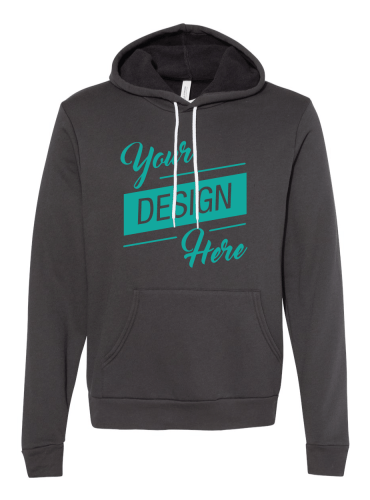 Customizable Hooded Sweatshirt