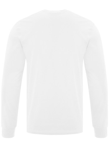 ATC Long Sleeve Tee in White