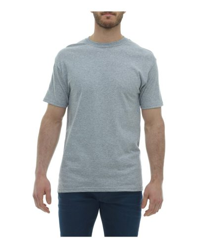 Customizable Canadian Made Kings Athletics T-Shirt in Athletic Grey