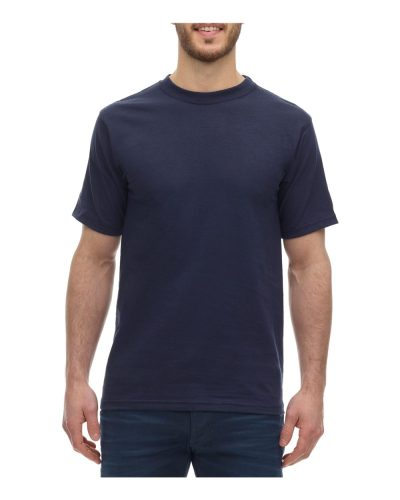 Customizable Canadian Made Kings Athletics T-Shirt in Navy