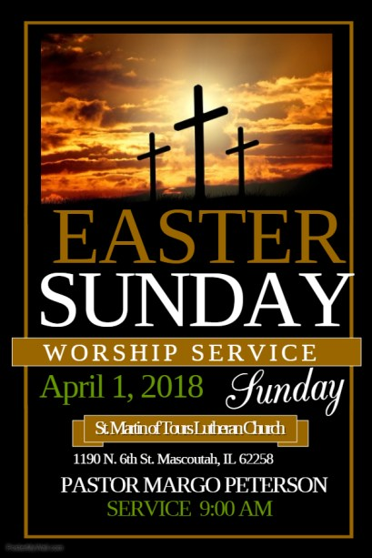 Copy of Easter Sunday