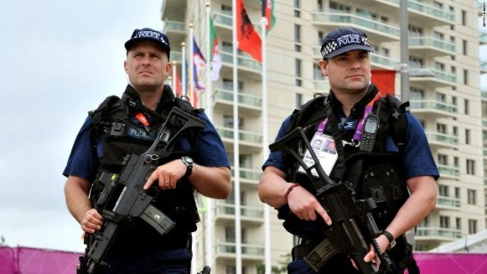 olympics security police getty