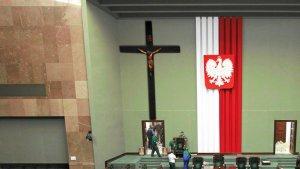 krzyż_sejm
