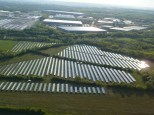South Marston Solar Farm and Honda Plant