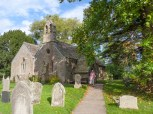 Church near Symonds Yat