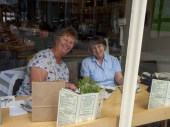 Sheila & Jean in Ledbury