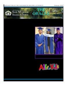 thumbnail of SMHA Oracle – February 2020