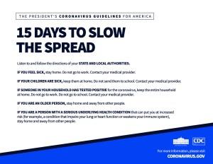 thumbnail of President's Coronavirus Guidelines for America