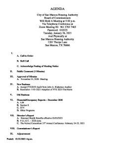 thumbnail of Board Agenda PH January 26 2021