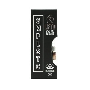 SMPLSTC LFTD Vape Oil Cartridge