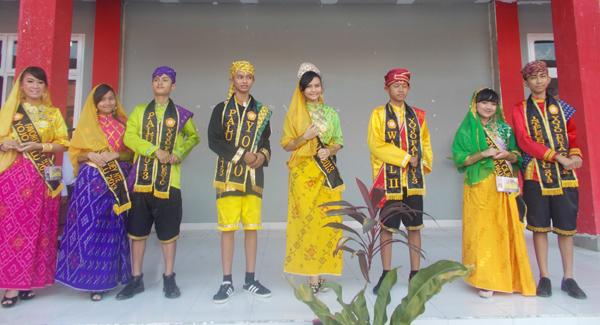 Siswa SMP Negeri 1 Palu Menjadi Juara Yojo & Dei Kota Palu