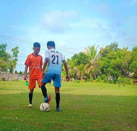 Ekstrakurikuler Sepak Bola