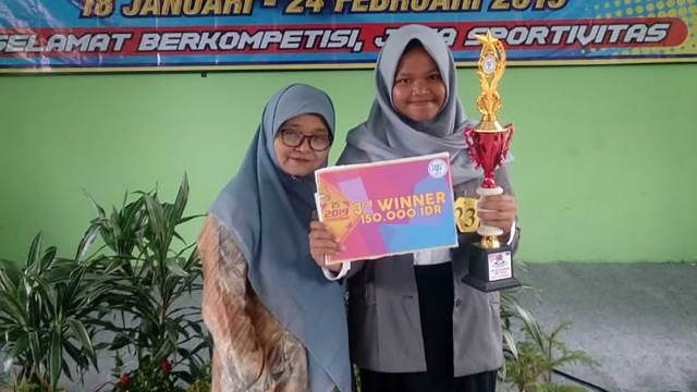 News Reading Competition SMAGA