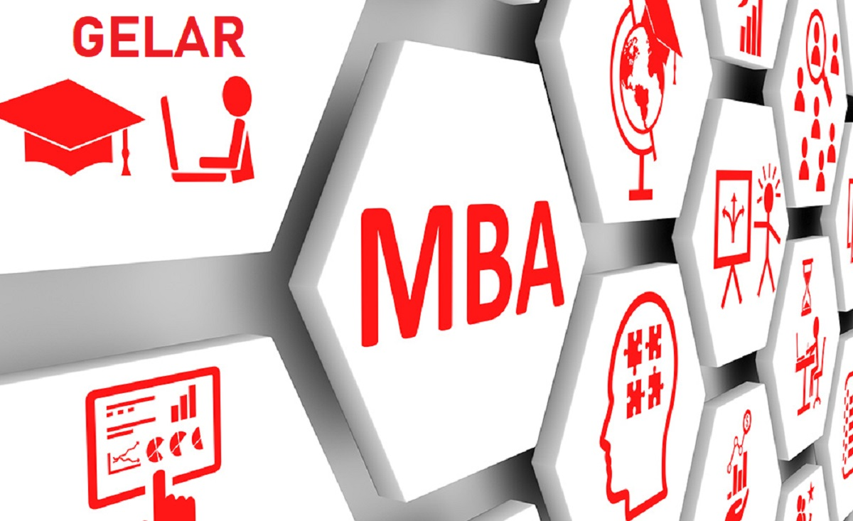 Gelar MBA master of business administration