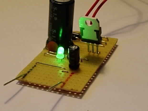 Build A Simple 12 Volt Power Supply Smps Troubleshooting