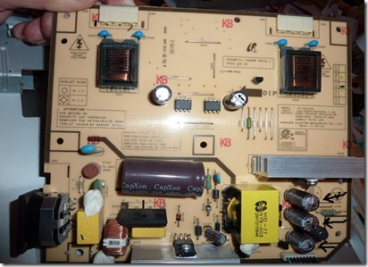 samsung power supply board