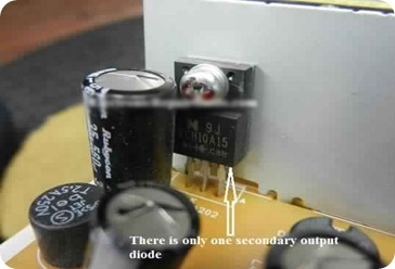 onesecondarydiode