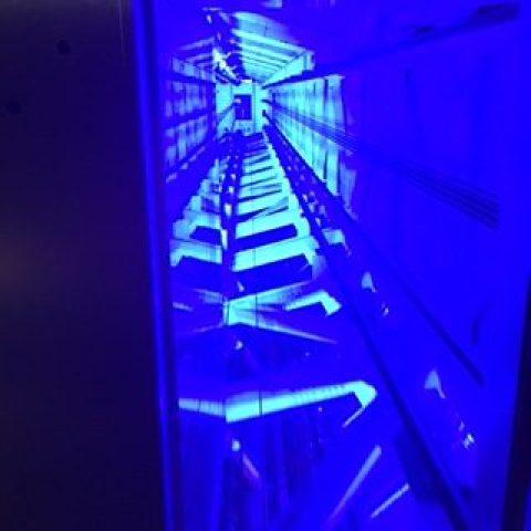 スカイツリー エレベーター