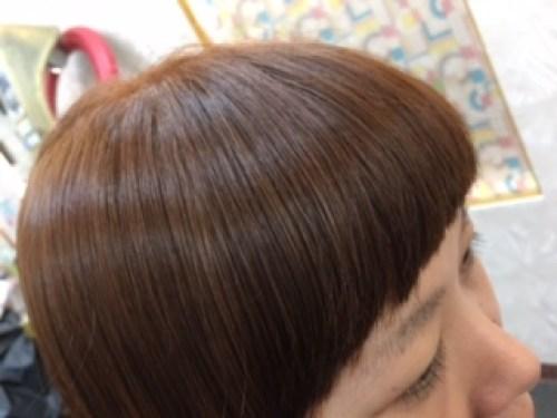 短め 前髪