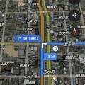 google map リアル