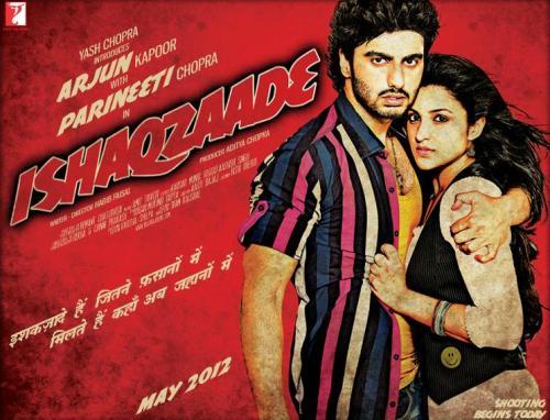 Ishaqzaade-poster