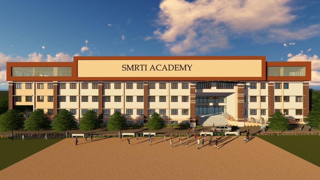 Smrti Academy Building
