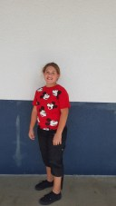 This is Natalie, sixth grade, wearing vans.  SAHIAN NUNEZ, STAFF PHOTOGRAPHER