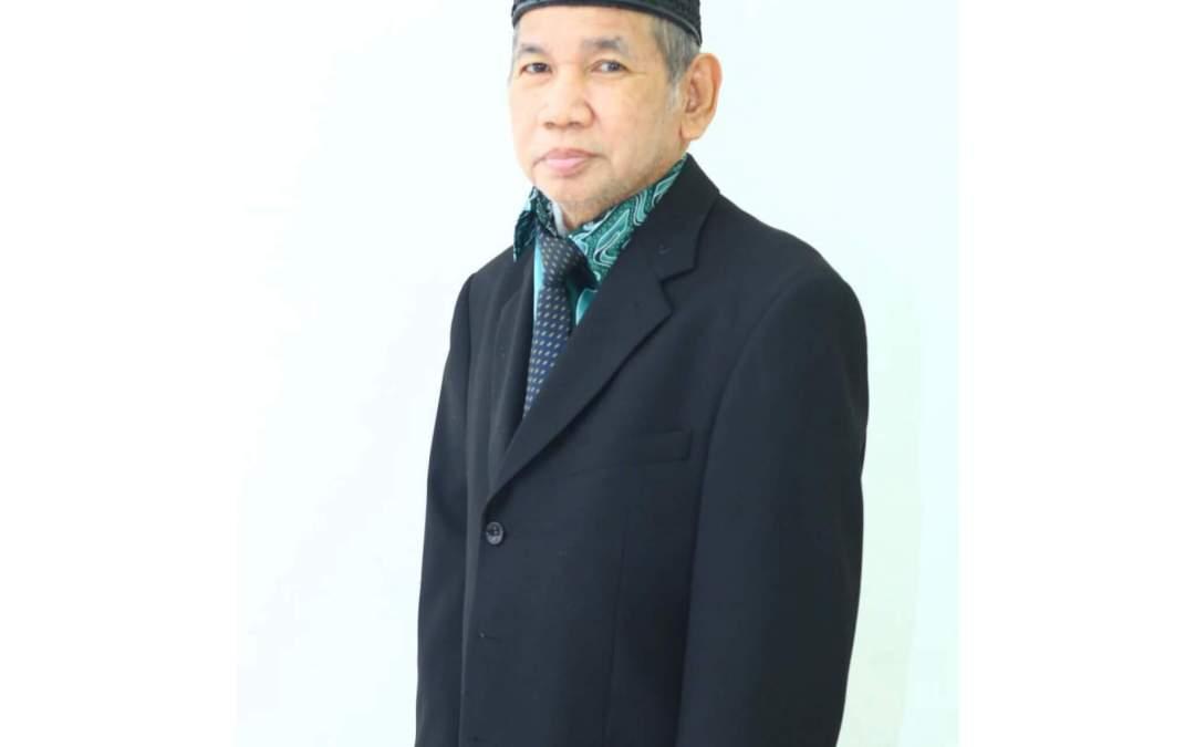 Happy 60th Birthday and Happy Retirement to Mr Haji Samsuddin bin Haji Kadiron!