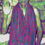 H. H. Parulkar Baba Aura Snap