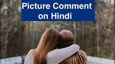 Girl Best Friend Picture Comment on Hindi in 2021