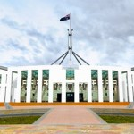 Australian Parliament House, Canberra, ACT.