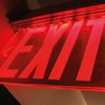 financial advisers exits