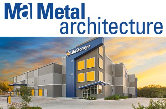 metal architecture news