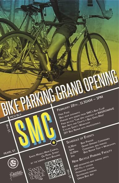 SMC Bike Corral flyer