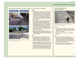 Broadway Bikeway, Bike Action Plan
