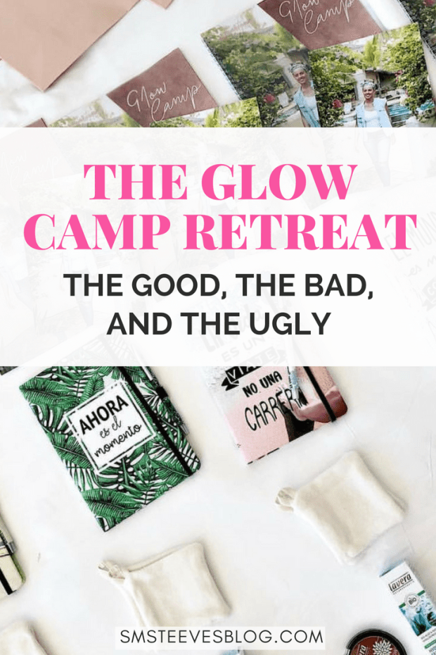 Ever wonder what a luxury health and wellness retreat in Thailand looks like? After attending the Glow Camp retreat, I break down The Good, The Bad, and The Ugly so that readers can learn more about this retreat and potentially one day attend themselves! #retreat #wellness #thailand #spiritual #business
