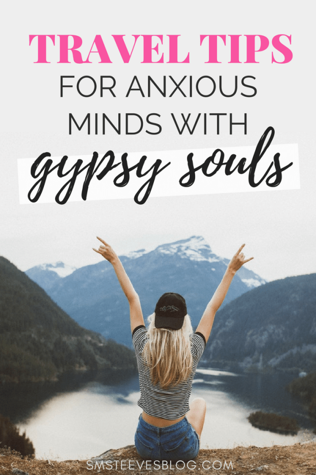 If you love to travel, but suffer from anxiety which keeps you from exploring all that the world has to offer, then this post is perfect for you! Anxiety can be debilitating, but with a set of effective tools and skills, it can be manageable. Learn more about travel tips to help manage anxiety when traveling here! #traveltips #travel #anxiety #mentalhealth #anxietyrelief