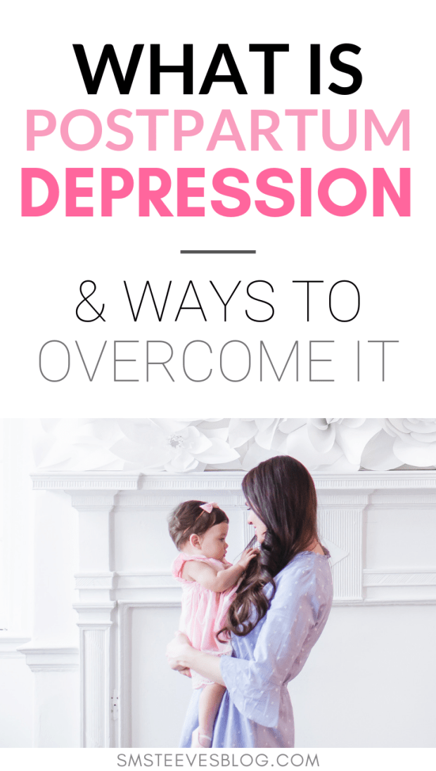 If you are a new mom who is struggling with feelings of sadness, irritability, and frustration, you may be experiencing more than the baby blues and may be suffering from Postpartum Depression. Learn about the warning signs and symptoms as well as tips and information on how to treat Postpartum Depression. #postpartum #recovery #depression #anxiety #pregnancy