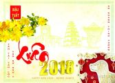 Image result for Chúc Mừng Năm Mới 2018