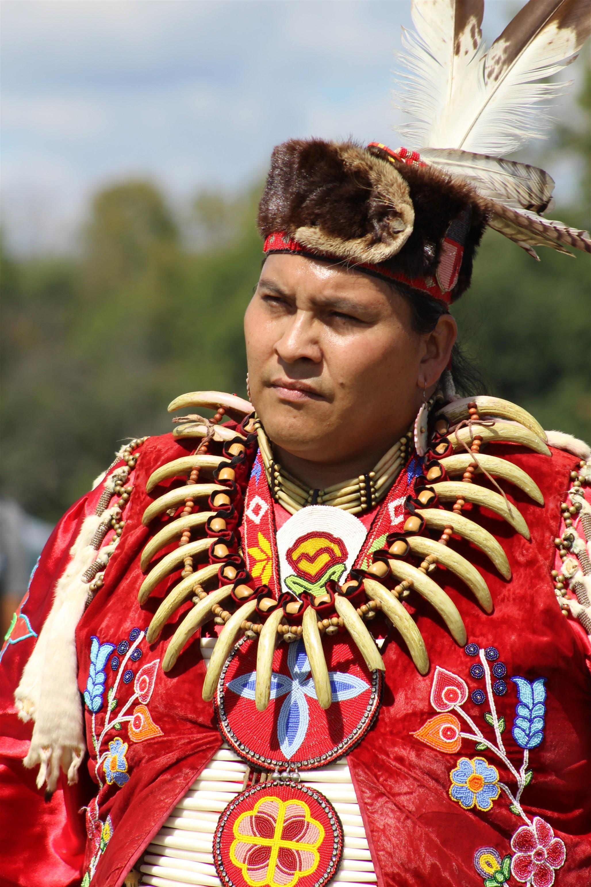Powwow Portraits