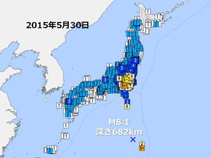 【週刊地震情報】2018.12.16 三重県沖の地震で異常震域 - ウェザー ...
