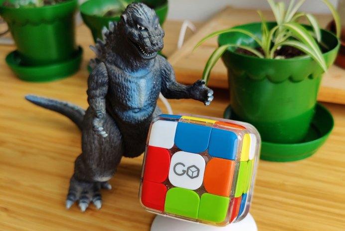 GoCube Rubik cube comment faire