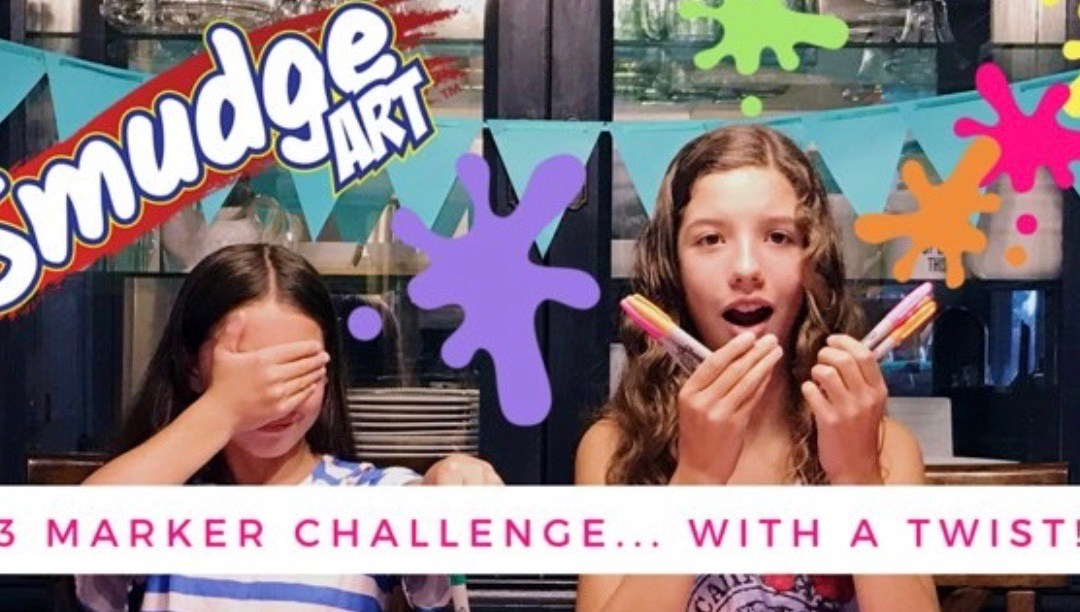 3 Marker Challenge with K and J