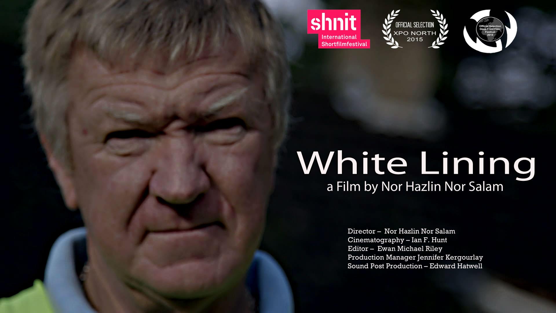 Award winning short film White Lining
