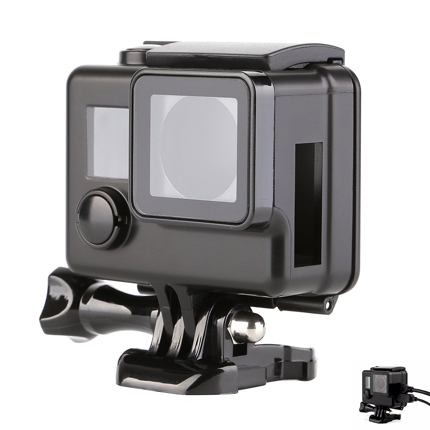 GoPro filming continuously for 5 hours solution