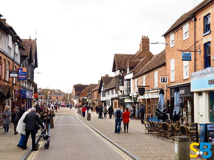 Stratford-Upon-Avon, London