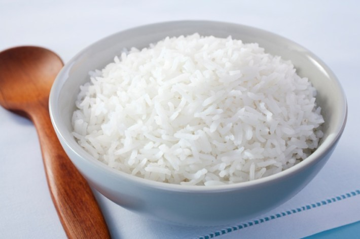 Bowl of Rice Basmati