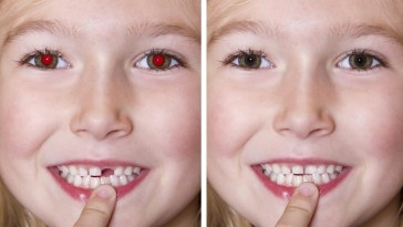 How to Remove Red Eye in Photoshop