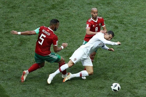 Twitter Reacts as Cristiano Ronaldo inspires Portugal to their first victory