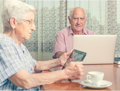 Are Senior Citizens Engaging in Healthcare Technology?
